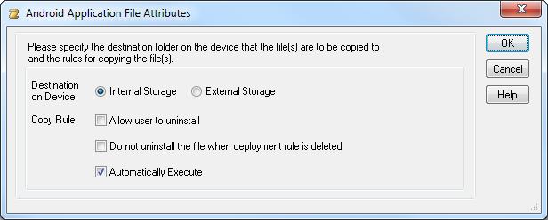 Add APK Files