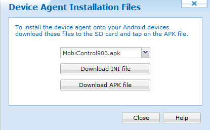 Adding Android+ Devices