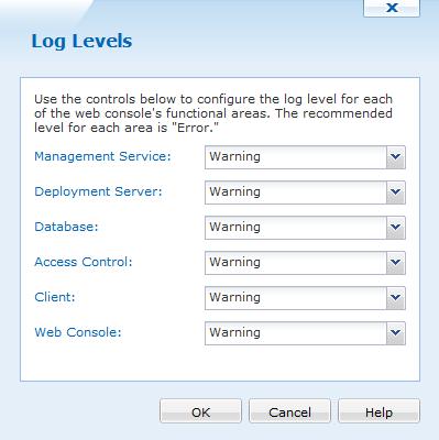MobiControl Web Console
